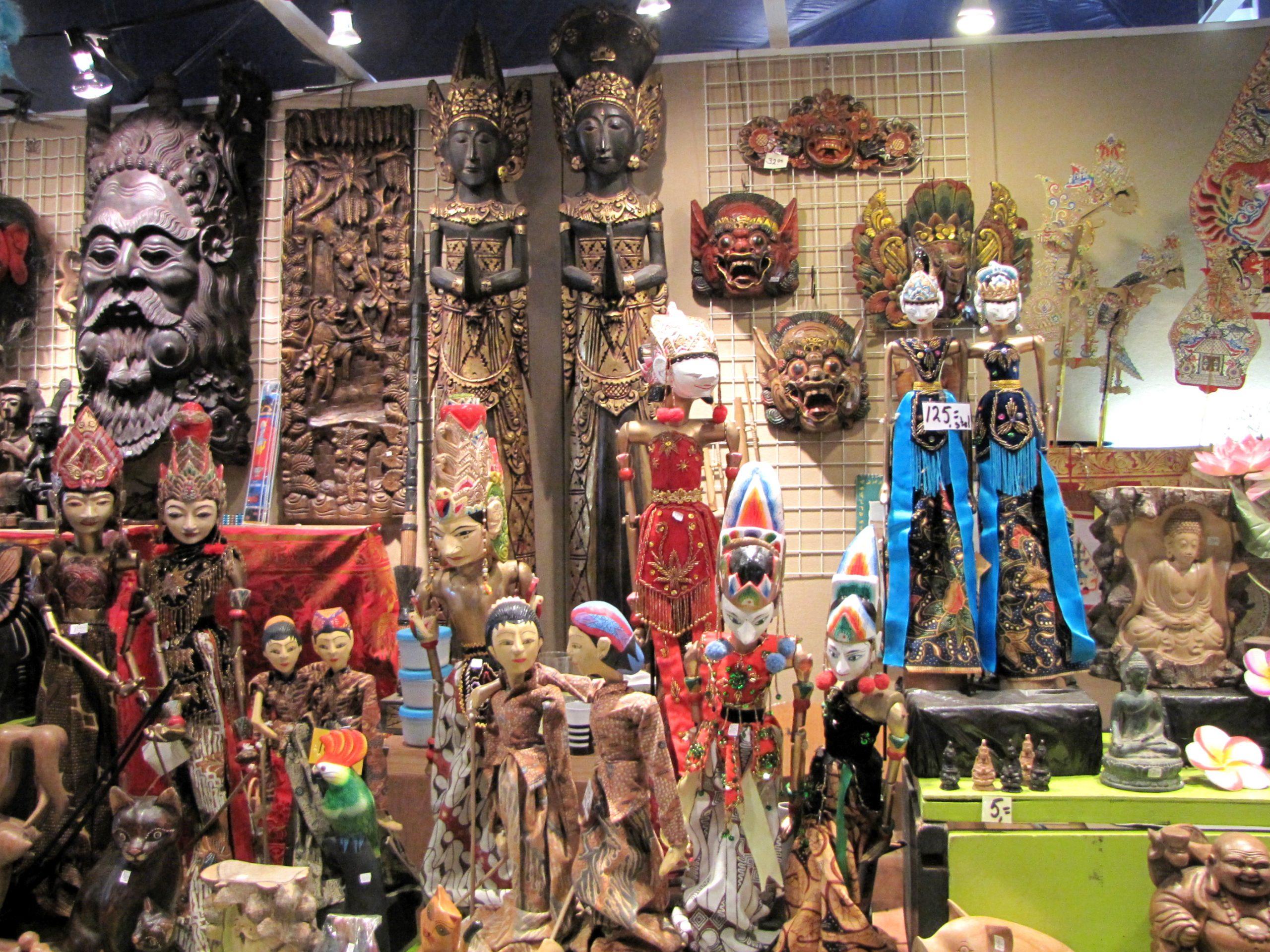 Seni dan Kerajinan Di Indonesia